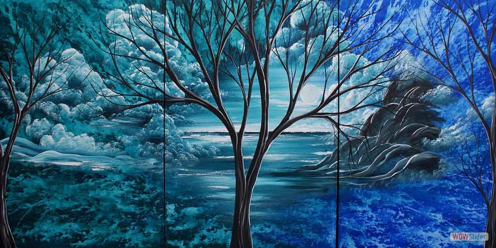 Abstract Arts & Abstract Paintings - A Panoramic Vista Cultivated With Mystery, Thrived on Veracity