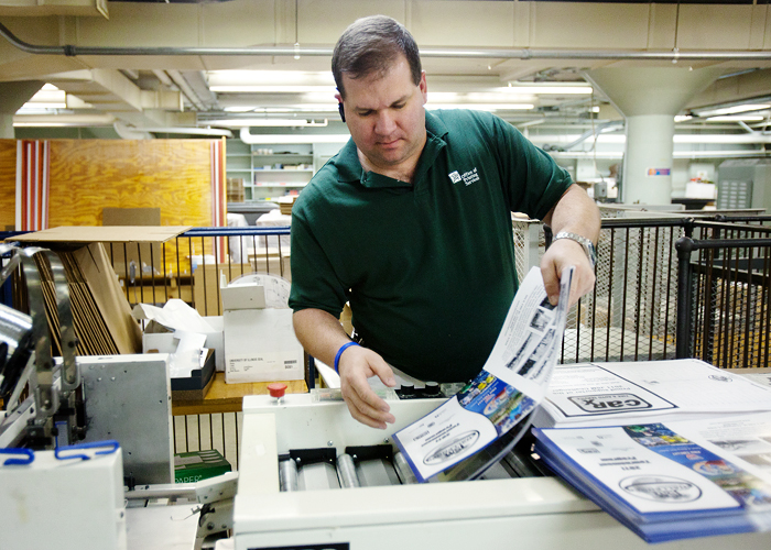 How to select a proficient printing service?