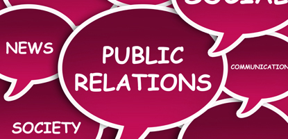 Overview of public relation services