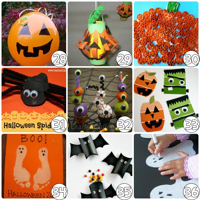 Unique Halloween Craft Ideas For Kids Hotcybertips Com