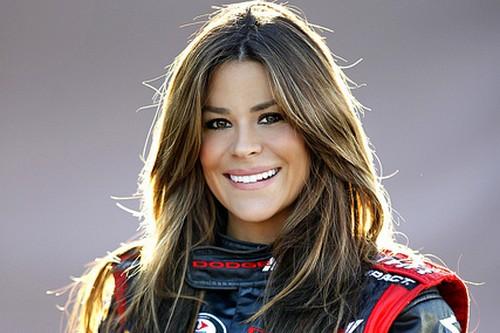 Passionate car racer of Venezuela