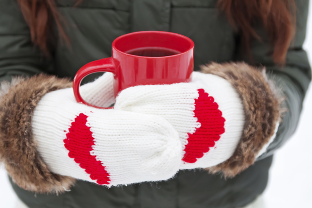 Food products that help to keep body warm in winters