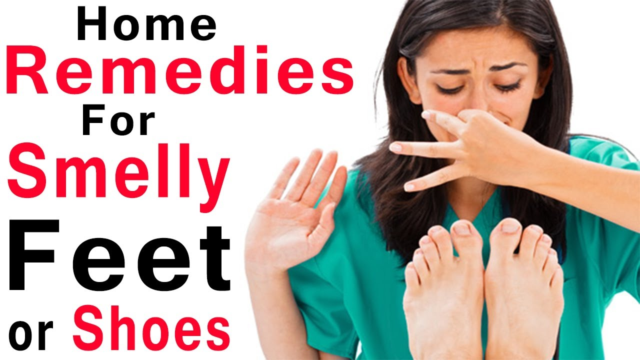 Best home remedies to get rid of stinky feet during summers